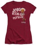 Juniors: Major League - Jobu Needs A Refill Shirt