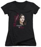 Juniors: Rizzoli & Isles - Maura Isles V-Neck Shirts