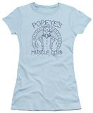 Juniors: Popeye - Muscle Club Shirts