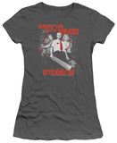 Juniors: Shaun Of The Dead - Bash Em T-Shirt