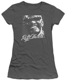 Juniors: Ray Charles - Signature Glasses T-Shirt