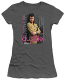 Juniors: Pretty In Pink - Just Duckie T-Shirt