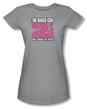 Juniors: Naked Gun 2-1/2 - Logo T-Shirt
