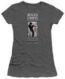 Juniors: Miles Davis - Miles Silhouette Shirts