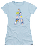 Juniors: Archie Comics - Character Heads T-shirts