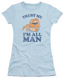 Juniors: American Dad - All Man Shirt