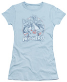 Juniors: Superman - My Hero T-Shirt