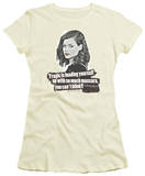 Juniors: Suburgatory - Mascara T-Shirt