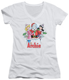 Juniors: Archie Comics - Cover 223 V-Neck T-shirts