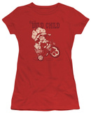 Juniors: Strawberry Shortcake - Wild Child T-Shirt