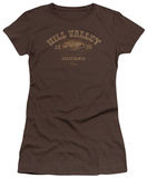 Juniors: Back To The Future III - Hill Valley 1855 T-Shirt
