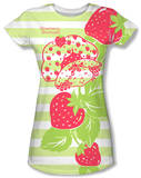 Juniors: Strawberry Shortcake - Vines T-Shirt