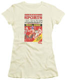 Juniors: Back To The Future II - Sports Almanac T-Shirt