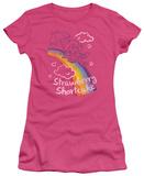 Juniors: Strawberry Shortcake - Rainbow Shirts