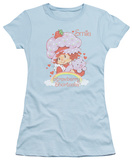 Juniors: Strawberry Shortcake - Smile T-Shirt