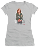 Juniors: Suburgatory - Tessa Hero T-shirts