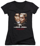 Juniors: Sleepy Hollow - Heads Will Roll V-Neck Womens V-Necks