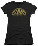Juniors: Sun Records - Tattered Logo Shirts