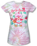 Juniors: Strawberry Shortcake - Tie Dye Shirts