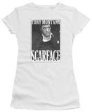 Juniors: Scarface - Business Face T-Shirt