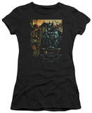 Juniors: Batman Begins - Waiting T-shirts
