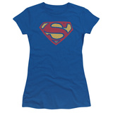 Juniors: Superman - Super Rough Shirt