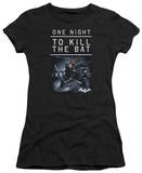 Juniors: Batman Arkham Origins - One Night T-Shirt