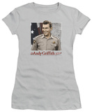 Juniors: Andy Griffith - All American T-Shirt