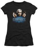 Juniors: Battlestar Galactica - Classic Three(Classic) T-shirts