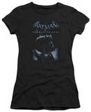 Juniors: Batman Arkham Origins - Perched Cat T-Shirt