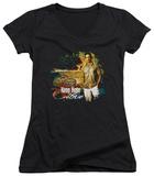 Juniors: Survivor - Keep Hope Alive V-Neck T-shirts