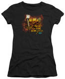 Juniors: Survivor - Fires Out T-Shirt