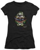 Juniors: Batman Arkham Asylum - Crazy Lips T-shirts