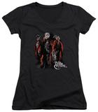 Juniors: The Dark Crystal - Skeksis V-Neck T-shirts