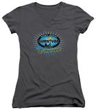 Juniors: Survivor - Off My Island V-Neck T-Shirt