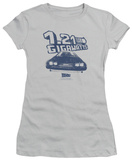Juniors: Back To The Future - Gigawatts Shirt