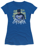 Juniors: Batman Classic TV - Theme Song Shirts