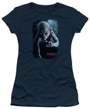 Juniors: The Hobbit: An Unexpected Journey - Gollum Poster T-Shirt