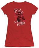 Juniors: The Hobbit - Kili Is My Hero T-Shirt