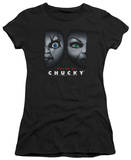 Juniors: Bride Of Chucky - Happy Couple Shirts