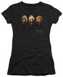 Juniors: The Vampire Diaries - Stained Windows T-Shirt