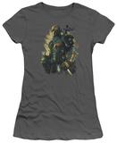 Juniors: Batman Arkham Origins - Deathstroke T-shirts