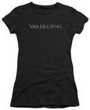 Juniors: Van Helsing - Logo Shirts