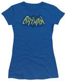 Juniors: Batman - Show Bat Logo T-shirts