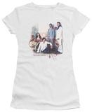 Juniors: The Vampire Diaries - 3 + 1 T-Shirt