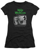 Juniors: War Of The Worlds - Attack People Poster T-Shirt