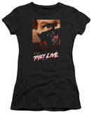 Juniors: They Live - Poster Shirts