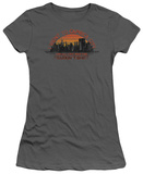 Juniors: Battlestar Galactica - Caprica City T-Shirt