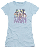Juniors: The Village People - Group Shot T-Shirt