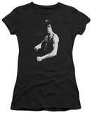 Juniors: Bruce Lee - Stance T-shirts